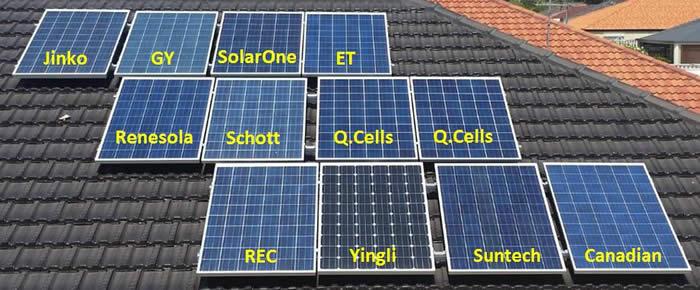 SolarPanelComparison